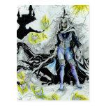Las postales del mago de Elven