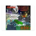 Las postales intergalácticas de los vampiros