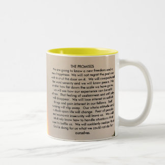 Las promesas taza de café