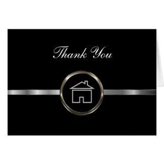 Las propiedades inmobiliarias le agradecen las tar felicitaciones