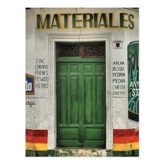 Las Puertas de Granada 002 Postcard