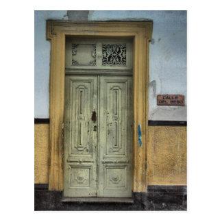 Las Puertas de Granada 004 Tarjeta Postal