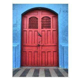 Las Puertas de Granada 066 Postal