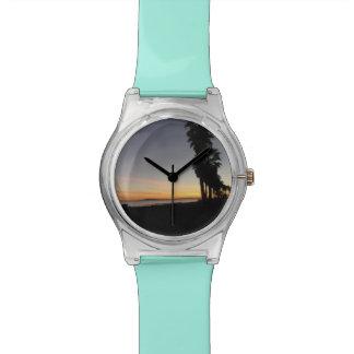 ¡Las puestas del sol de Ventura son tan hermosas! Relojes