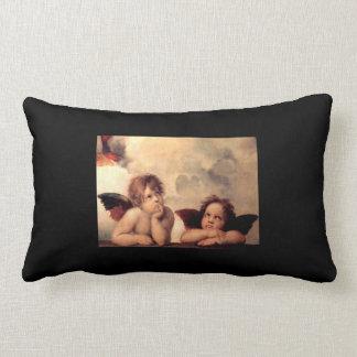 Las querubes de Raphael - almohada