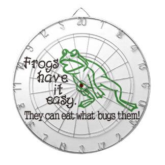 Las ranas lo tienen fácil