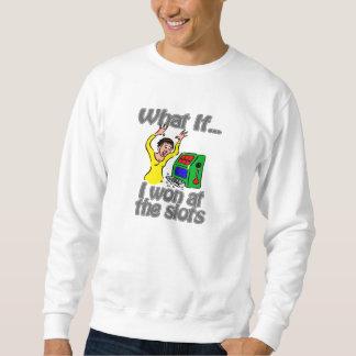 las ranuras pulovers sudaderas