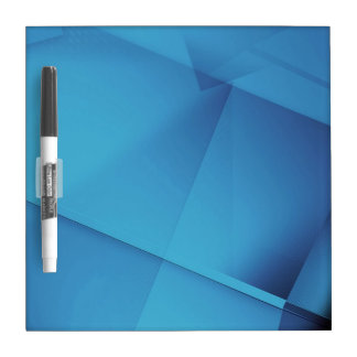 Las reflexiones en azul secan al tablero del borra pizarras blancas