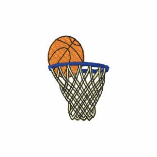 Las reglas del baloncesto bordaron la camisa
