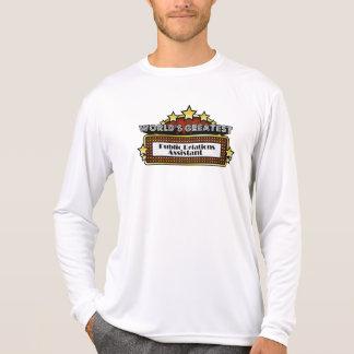 Las relaciones públicas más grandes del mundo t-shirts