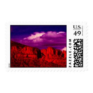 Las rocas rojas de Sedona