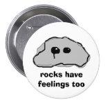 las rocas tienen sensaciones también pins