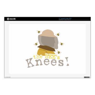 ¡Las rodillas de las abejas! Calcomanías Para 43,2cm Portátiles