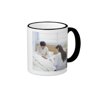 Las rondas del doctor tazas de café