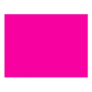 Las rosas fuertes colorean crean para requisitos tarjeta postal