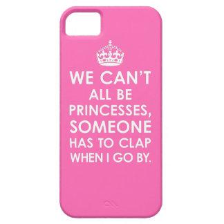 Las rosas fuertes no podemos todos ser caso del iPhone 5 carcasas