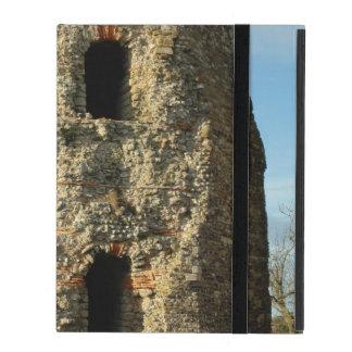 Las ruinas de un faro romano antiguo iPad carcasa