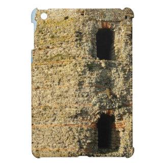 Las ruinas de un faro romano antiguo
