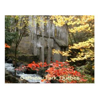 Las ruinas de Willson Quebec Postal