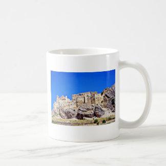Las ruinas medievales acercan a Samat Taza