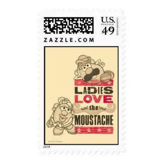 Las señoras aman el bigote envio