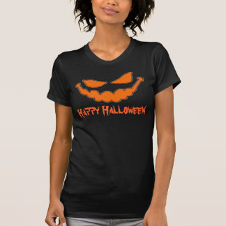 Las señoras de la calabaza del feliz Halloween Poleras
