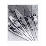 Las señoras de la resaca del vintage muchos varan  postales