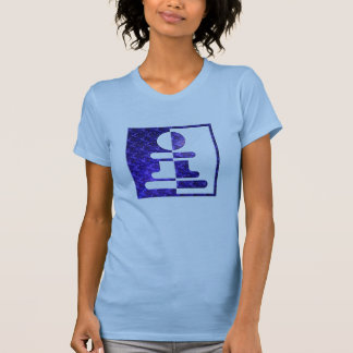 Las señoras de las reflexiones del empeño cupieron camiseta
