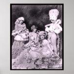 Las señoras de Ziegfeld Posters