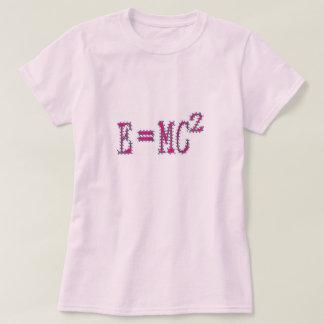 Las señoras E igualan la camiseta ajustada bujía