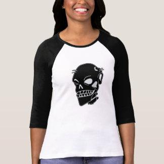 Las señoras elegantes del zombi cupieron el jersey camisetas