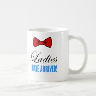 ¡Las señoras, he llegado! Tazas De Café