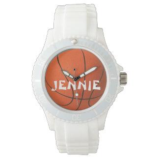 Las señoras personalizaron el reloj deportivo del