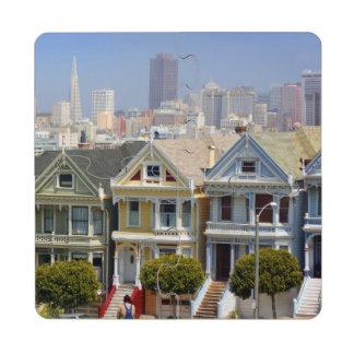 Las señoras pintadas famosas de San Francisco Posavasos De Puzzle