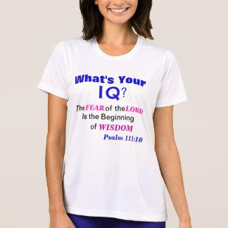 Las señoras predican la camisa
