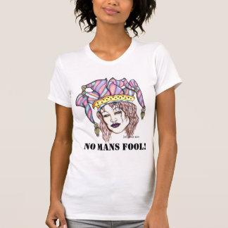 """¡Las señoras rematan - """"ningún sirve al tonto! """" Camiseta"""