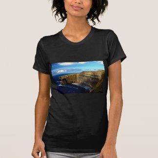Las señoras ven, los acantilados de Moher, condado Camisetas