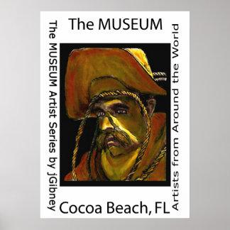 Las series del artista del MUSEO por el cacao del Impresiones