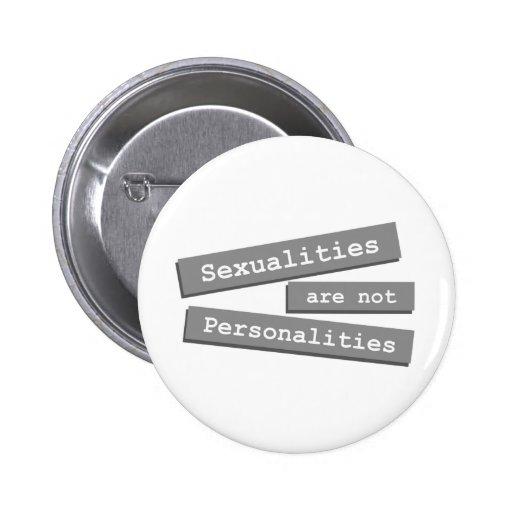 Las sexualidades no son el botón 002 de las person