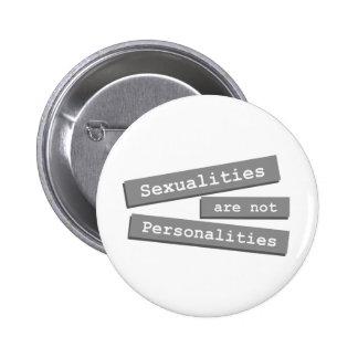 Las sexualidades no son el botón 002 de las person pins