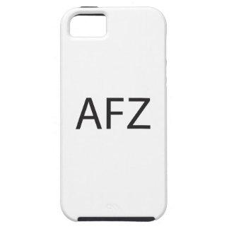 Las siglas liberan Zone.ai Funda Para iPhone 5 Tough