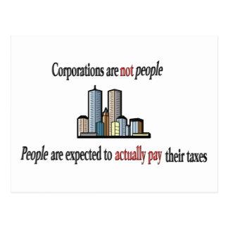 Las sociedades no son postal de la gente