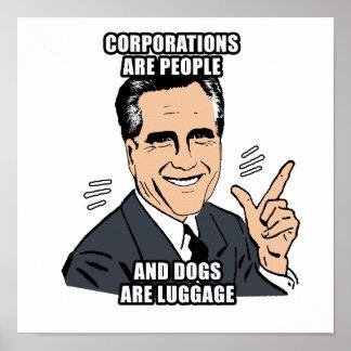 las sociedades son gente y los perros son el equip poster