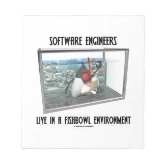 Las Software Engineers viven en un ambiente de Fis Blocs