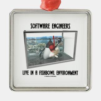 Las Software Engineers viven en un ambiente de Fis Ornamentos Para Reyes Magos