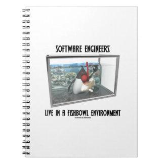 Las Software Engineers viven en un ambiente de Fis Libros De Apuntes