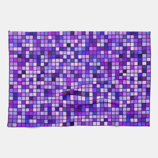 """Las sombras de la """"soda púrpura de la uva"""" ajustan toallas de cocina"""