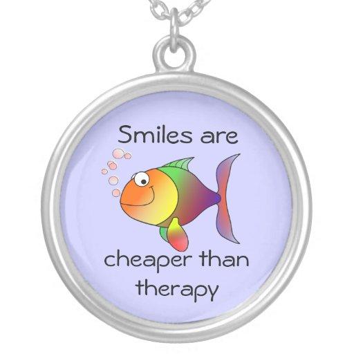 Las sonrisas son más baratas grimpolas