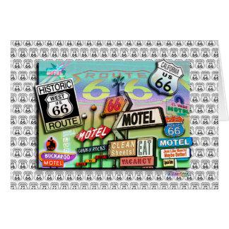 Las tarjetas de felicitación - encamine 66 el cami