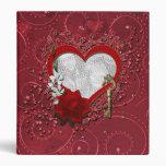 Las tarjetas del día de San Valentín - llave a mi